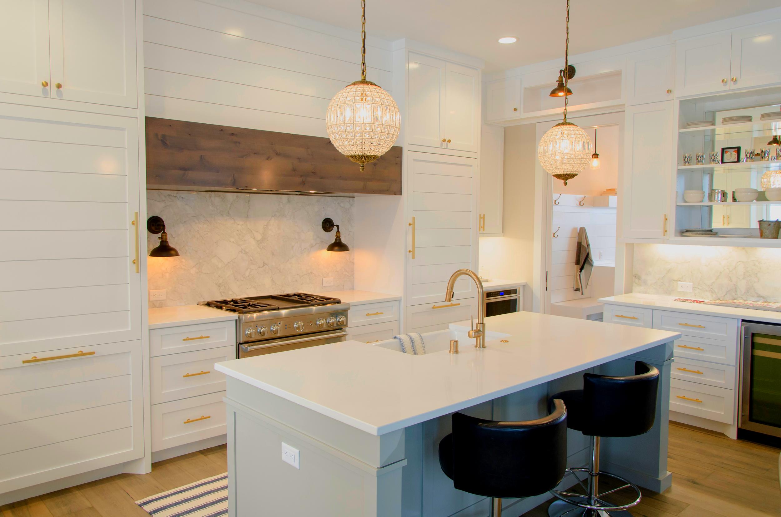 SF Dream Home Kitchen