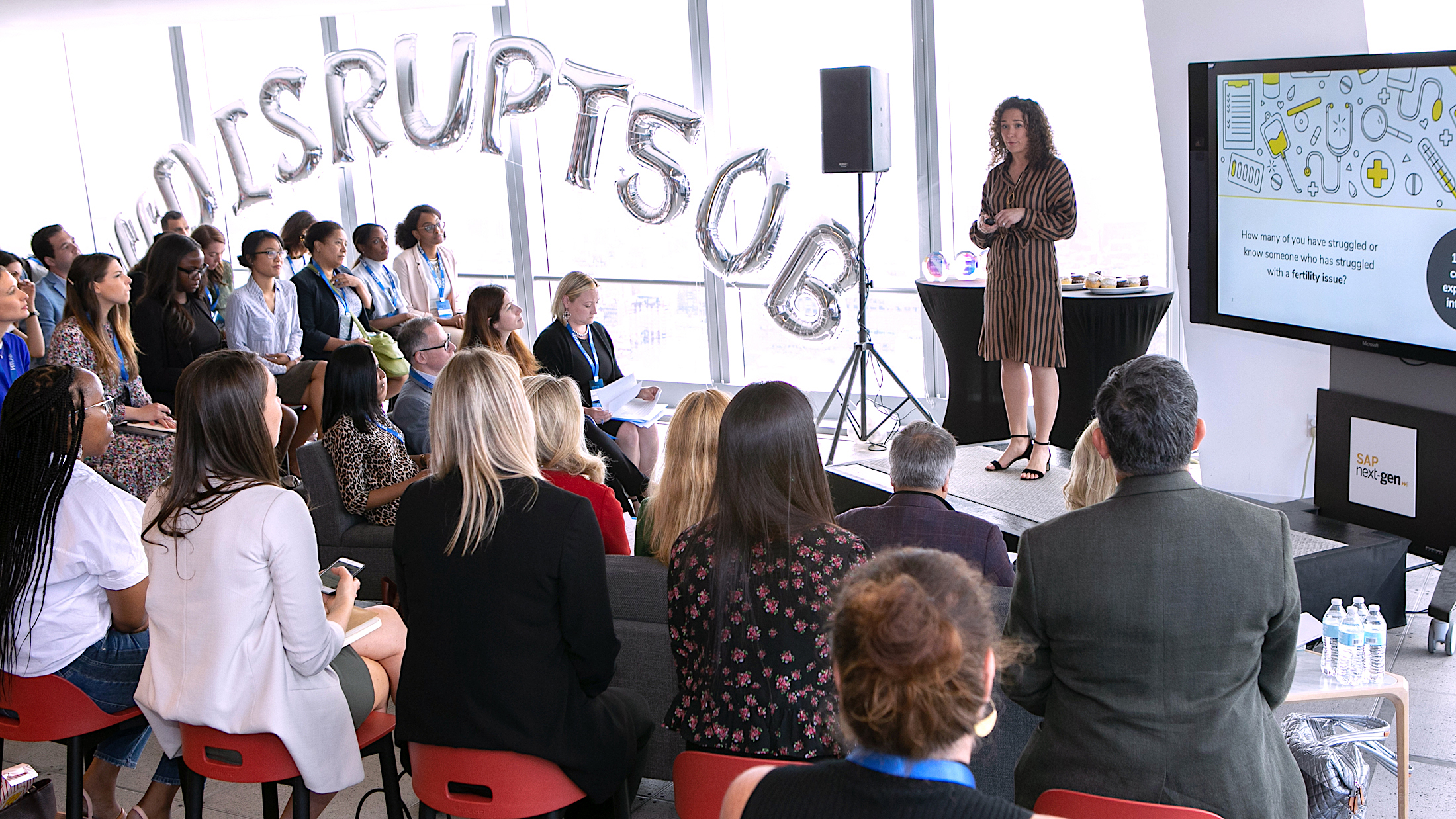 Women's Health Challenge$70M+ - In follow-on funding earned from past HITLAB World Cup winnersDiscover our second women's health tech open innovation challenge with pitch day at SAP →