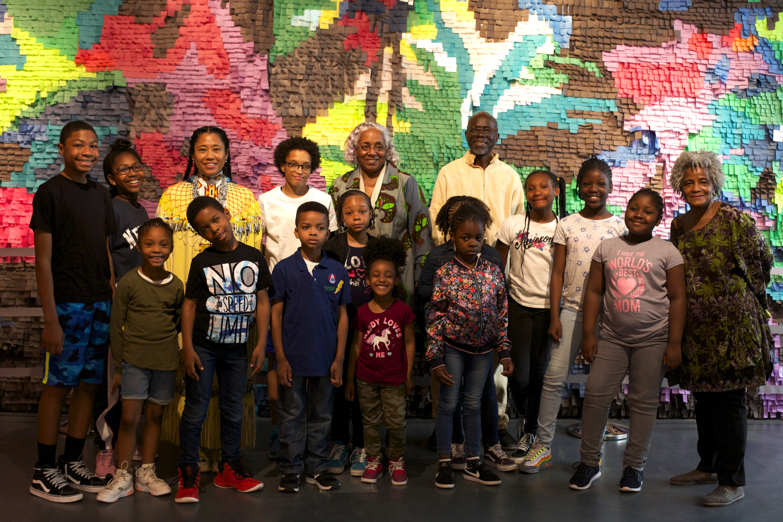 Workshops - This Grandparent's StoryLab workshop was held in collaboration with The Sugar Hill Children's Museum of Art and Storytelling, Double Dutch Dreamz, and The Significant Elders.To book a podcast workshop with The Grandparents Storylab please email grandparentsstorylab@gmail.com
