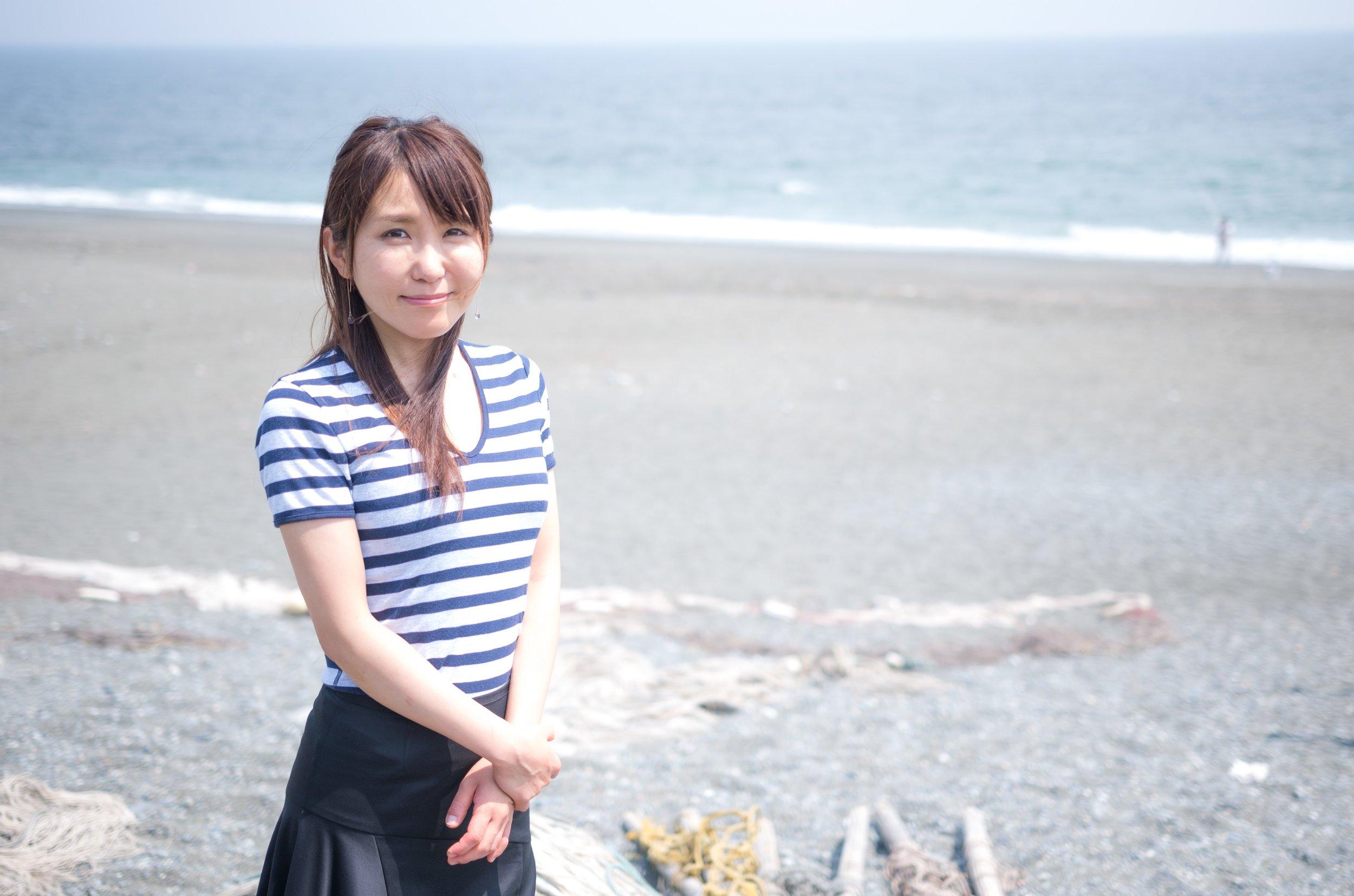 Ayako Takamura, designer of Takamura Glass Works