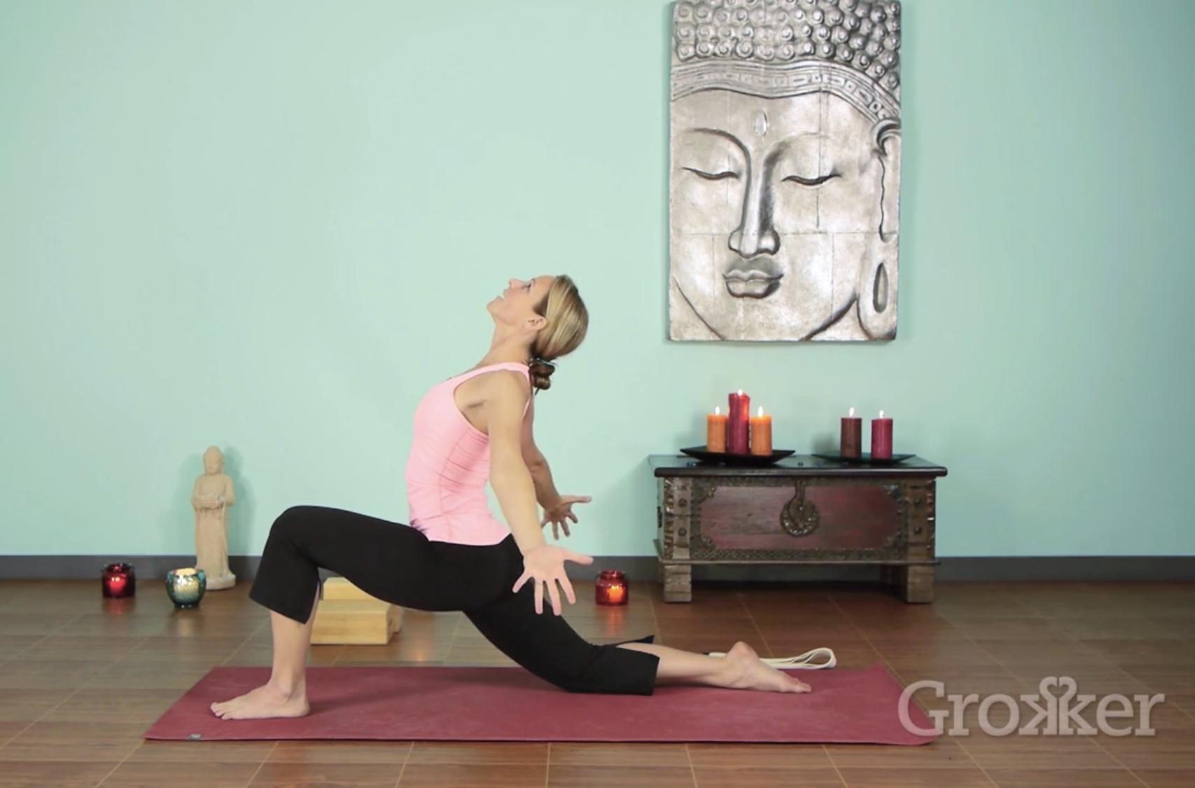 Fire Element Yoga Practice