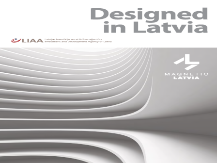 Leading designs from Latvia