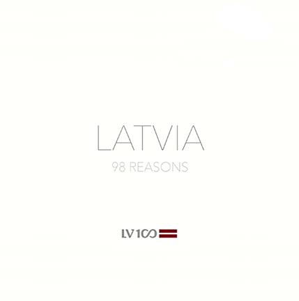 98 reasons to visit Latvia