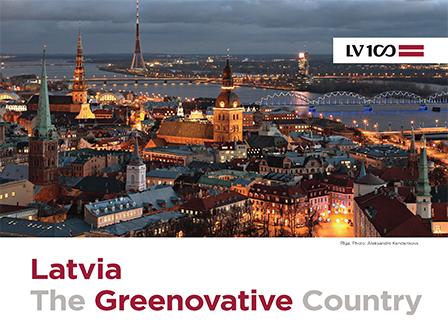 Latvia Today - Green & Innovative