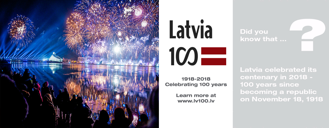 Latvia's Centenary