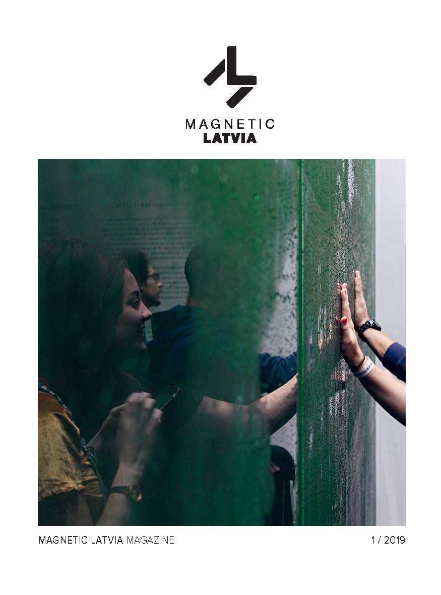 Magnetic Latvia - for your bsuiness