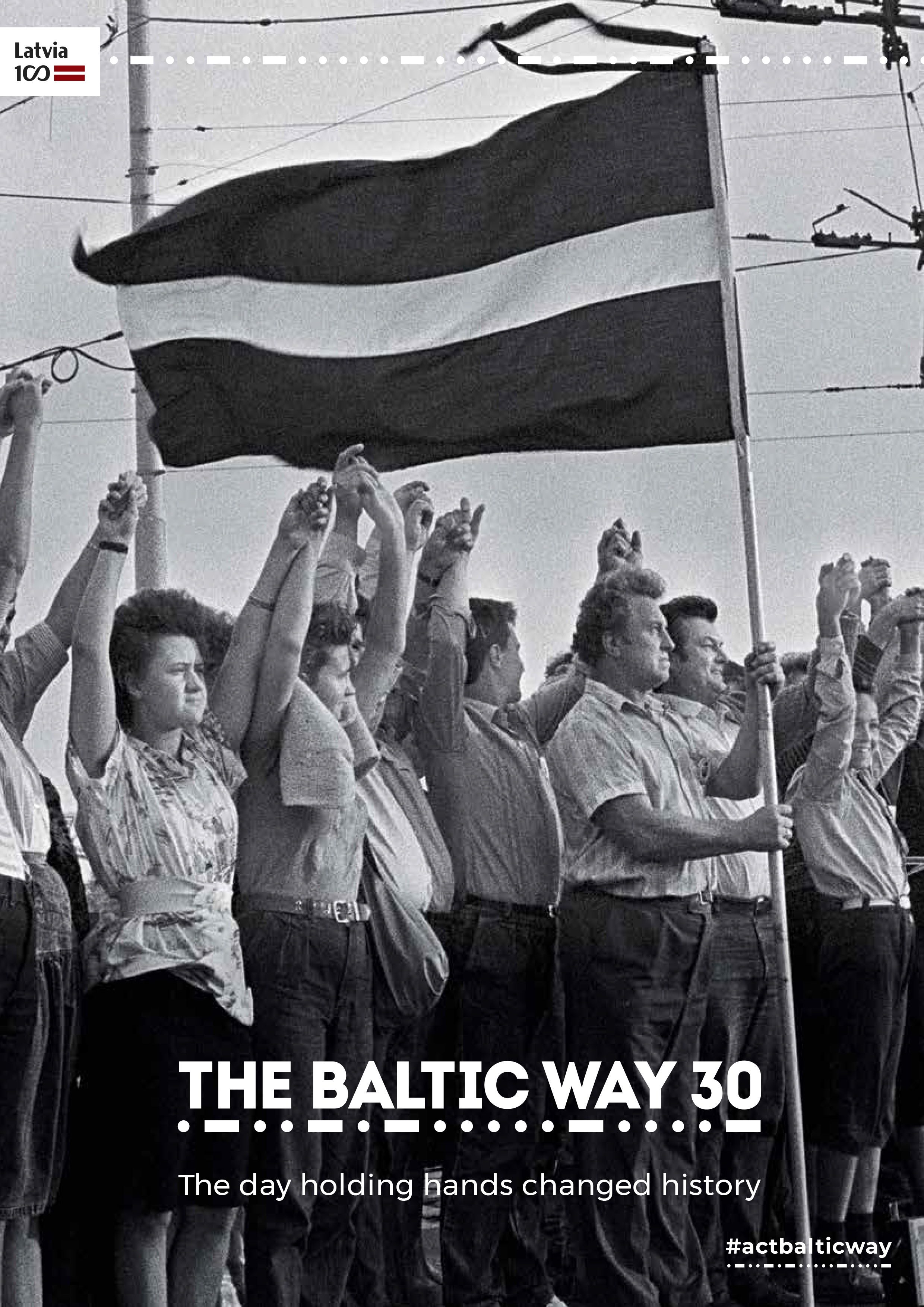 The Baltic Way - 30 years later