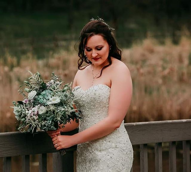 So excited to be sharing this amazing bridal portrait. The day was cloudy, chilly, but with the right lighting and the perfect dress you'd never know!  #bride #michiganweddingphotographer #michiganbride #bridalportrait #michiganphotographer #lansingweddingphotographer #grandrapidsweddingphotographer #centralmichiganweddingphotographer #shootandshare @junebugweddings @brides @bridalguide @beckersbridal @midwestbride @delta.flowers
