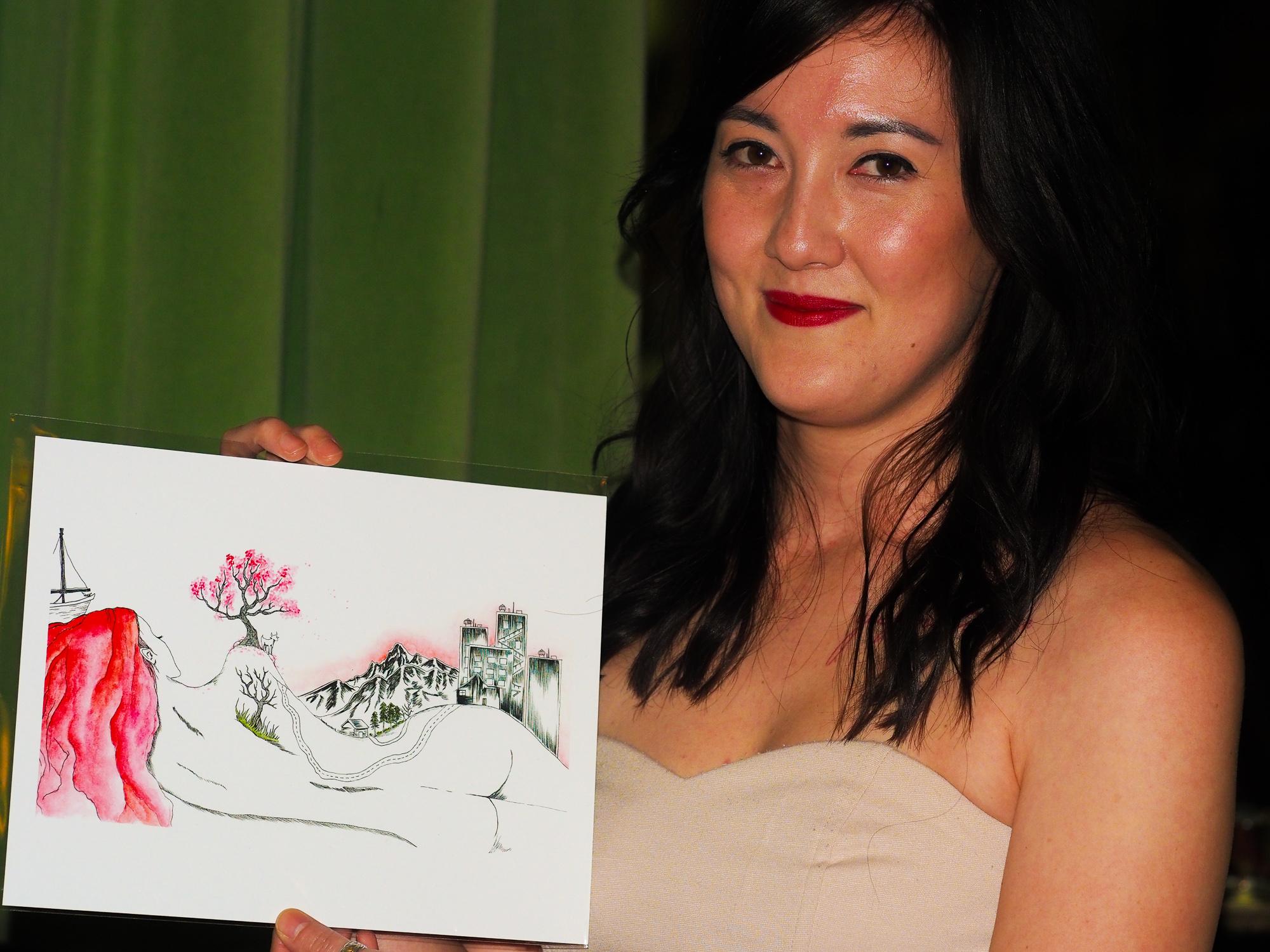 Illustrator  Jenn Martin