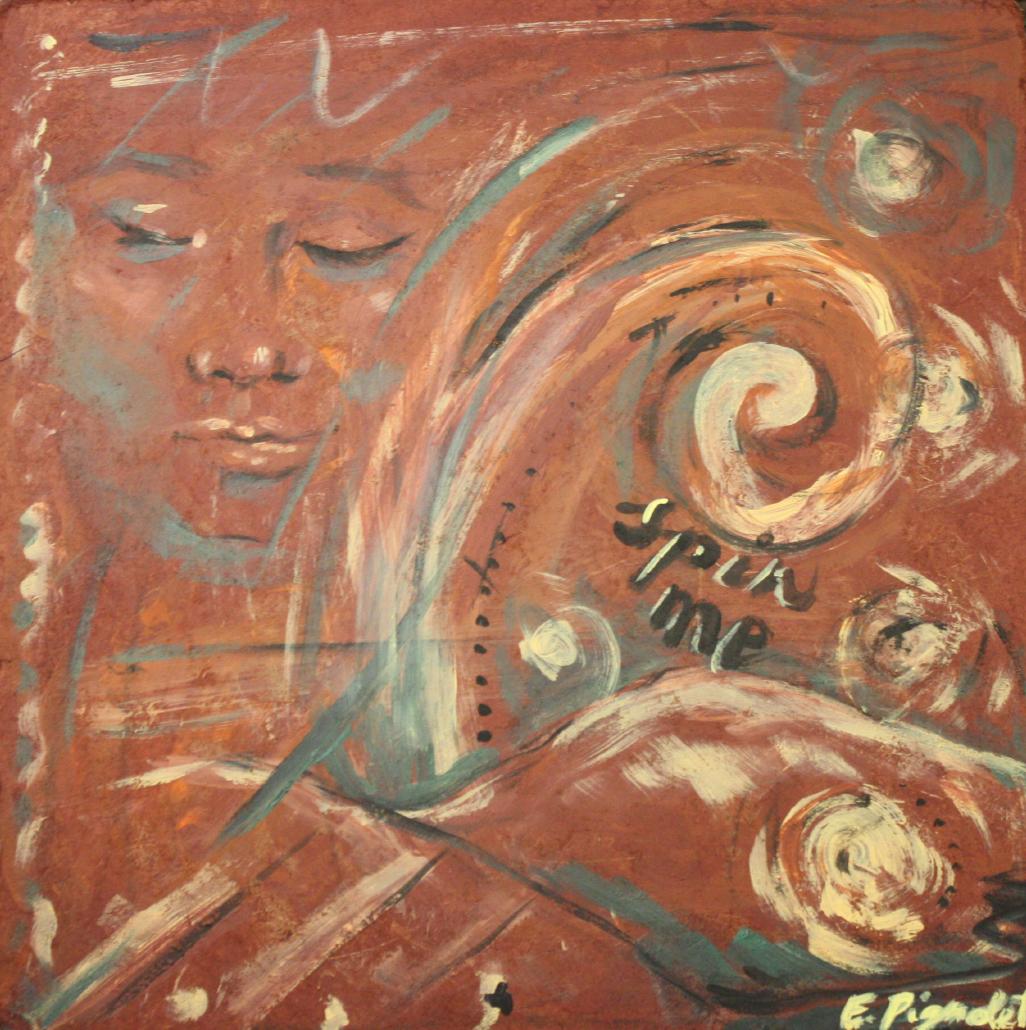 7. Spin Me - Elaina Pignolet