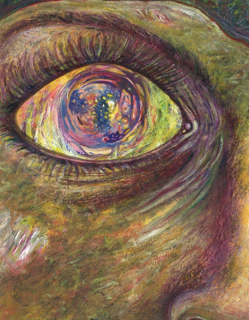 8. Watching Over You - Maya Goldblum