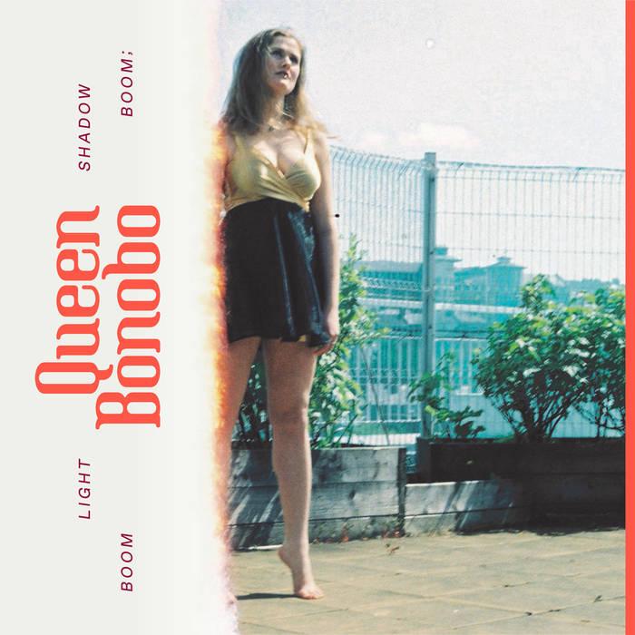 Queen Bonobo - Light Shadow Boom Boom - Album Art