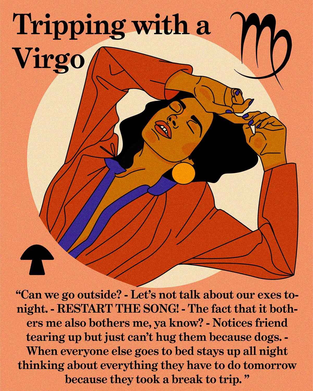 Virgo Triposcope - Mystress Mycelia