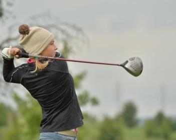 Anika Bolčíková U-18 Czech and Slovak Champion
