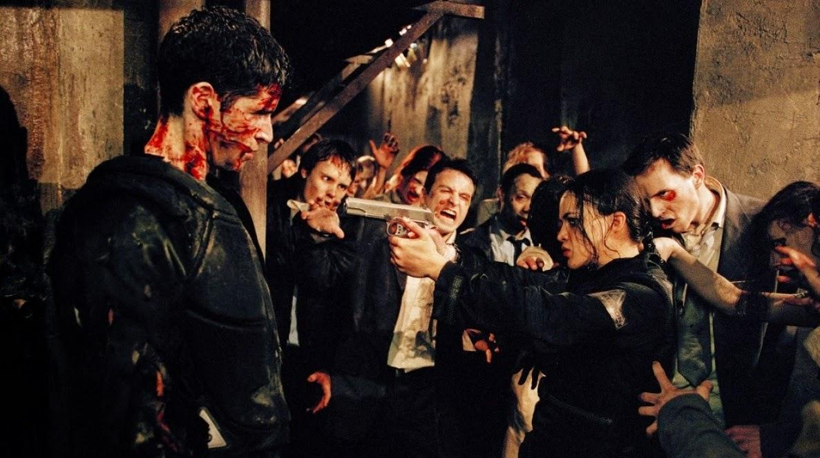Halloween Horror Resident Evil 2002 3 Brothers Film