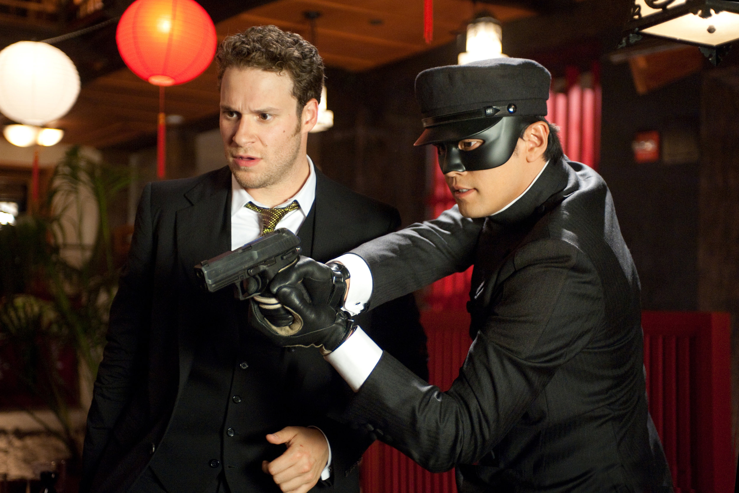 Review The Green Hornet 2011 3 Brothers Film