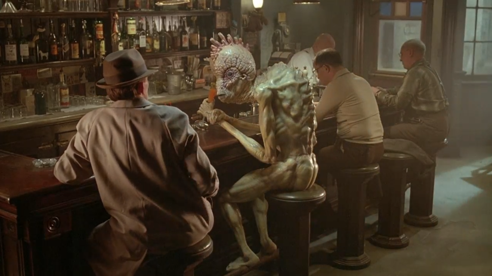 Naked lunch cronenberg