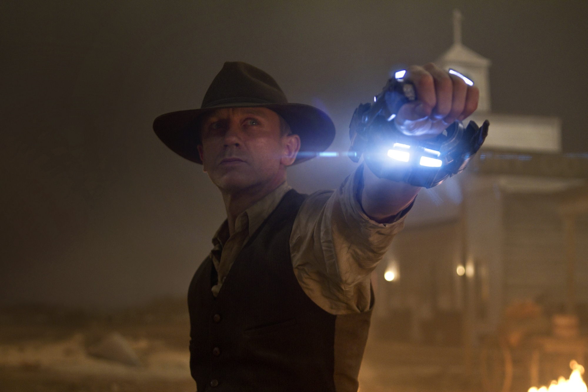 Review: Cowboys & Aliens (2011) — 3 Brothers Film