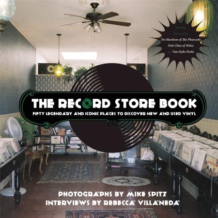 The Record Store Book: Editing/Design/Marketing