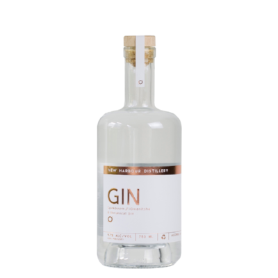 New Harbour Distillery Gin