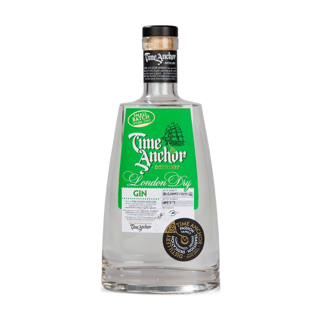 Time Anchor Distillery Gin