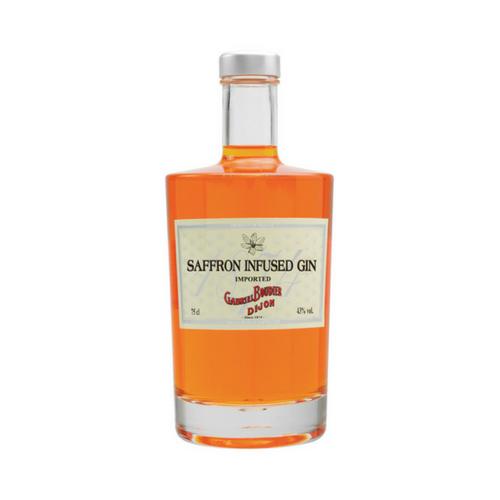 Saffron Infused Gin