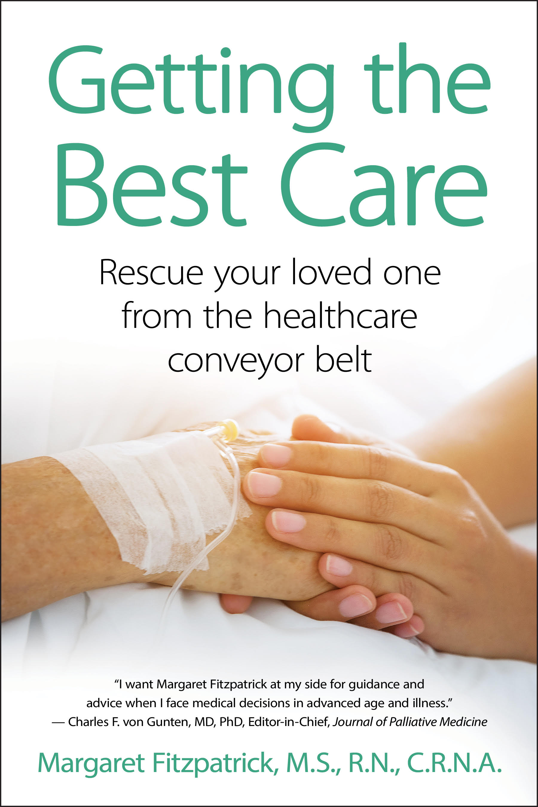 Enter to Win a free book! - Leave your email address for a chance to win an early copy of Getting the Best Care!