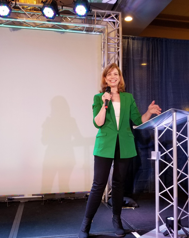 Margaret Fitzpatrick, MS, RN, CRNA Speaking in April 2019 in Philadelphia, PA