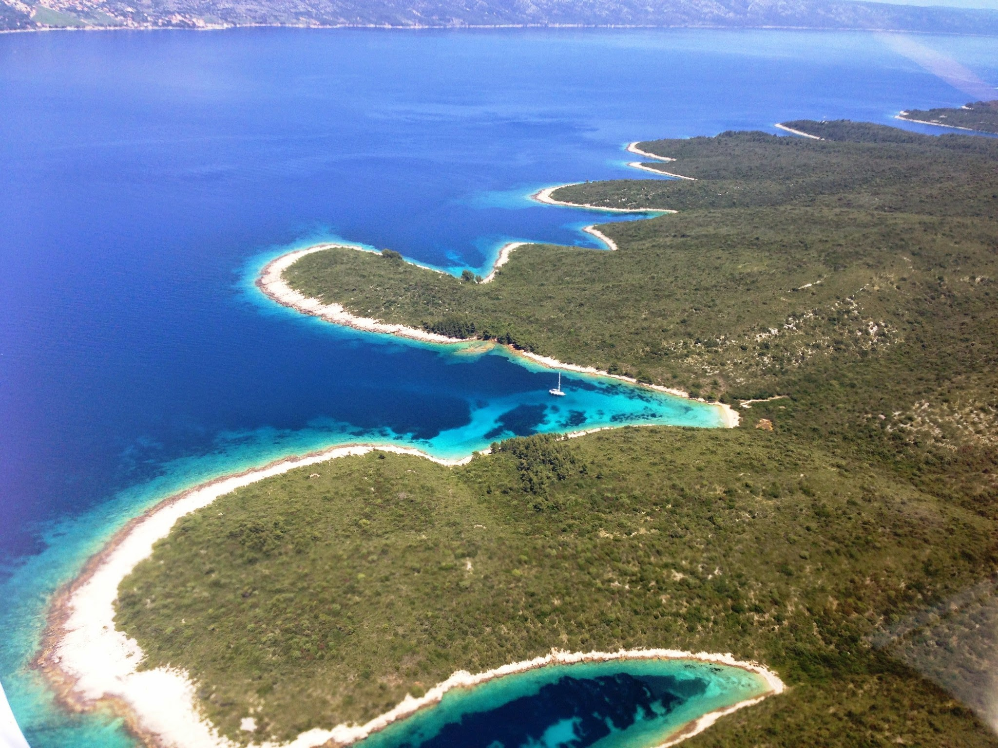 Croatia and its many islands