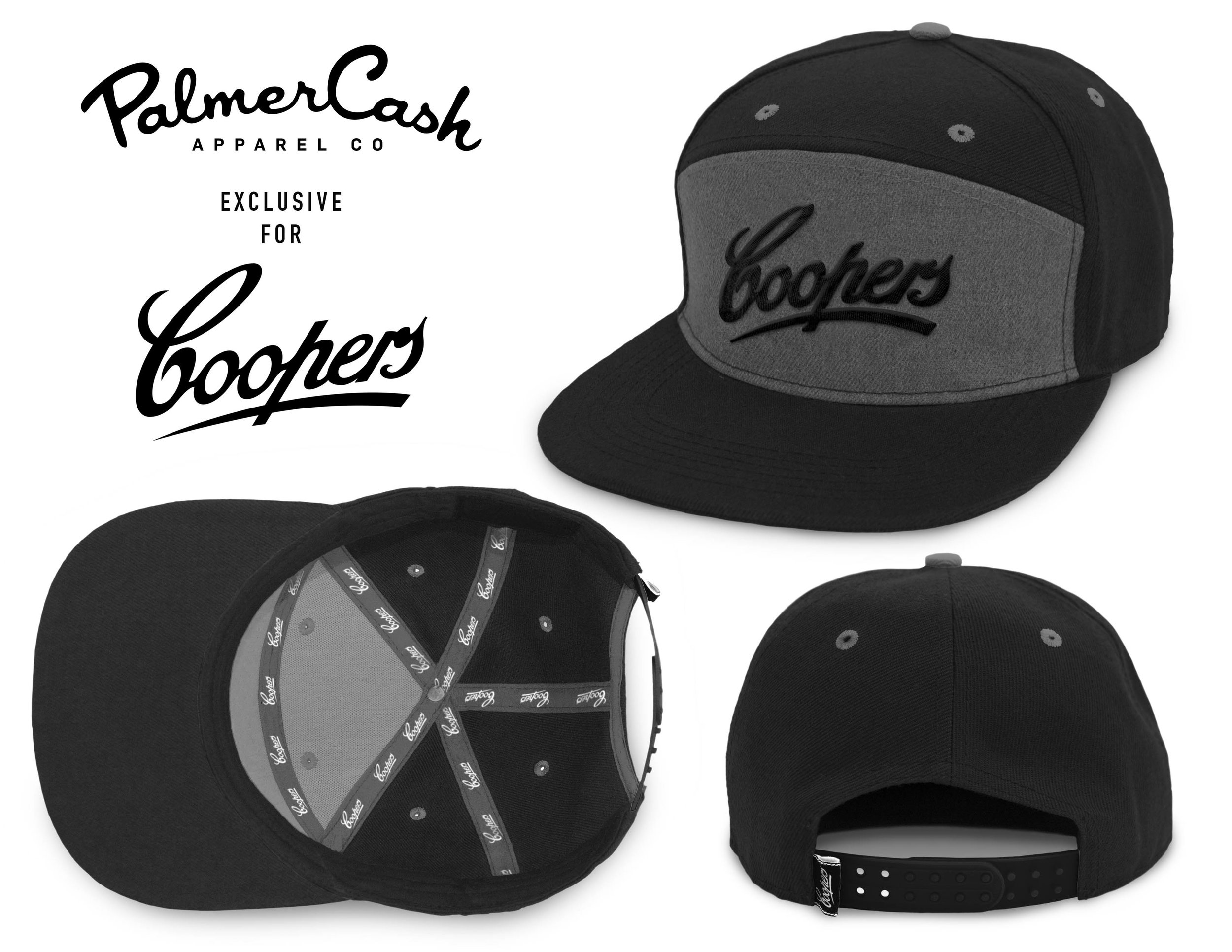 Coopers_7Panel_Snapback_BlackGrey.jpg