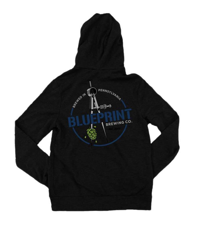BlueprintBrewing_HopCompass_ZipHoodie_Black_Back.jpg