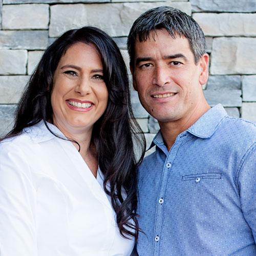 David & Tania Straub - Elders