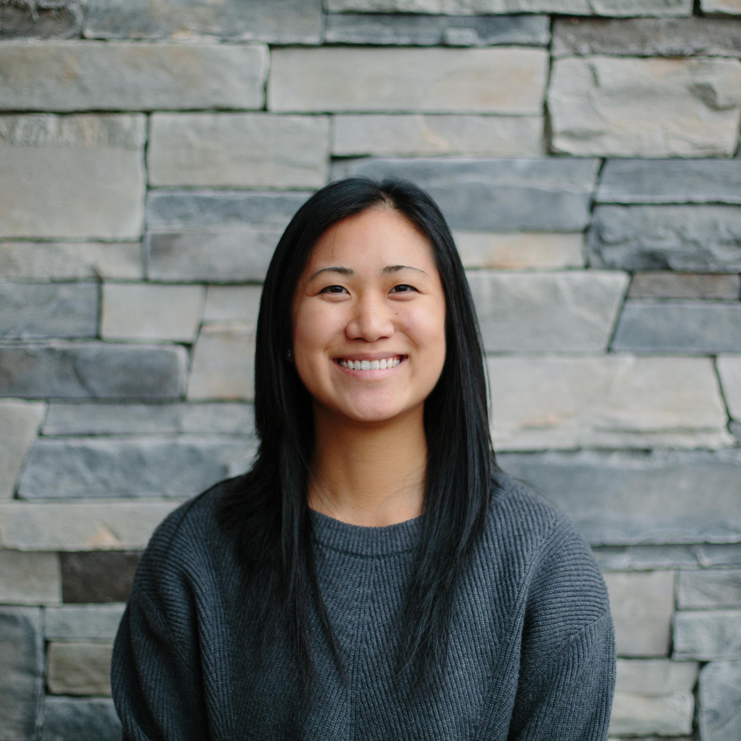 Valina Yen - Assistant to Pastor Brad