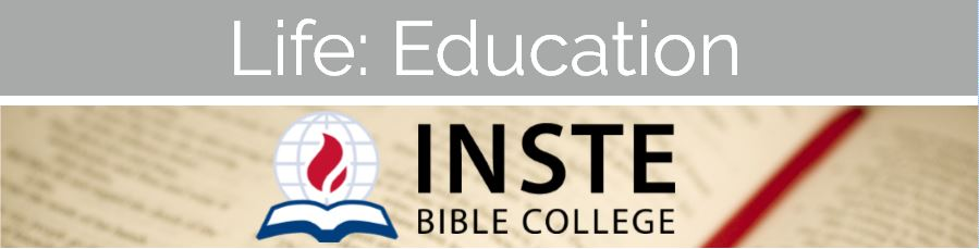 We are currently offering a Certificate in Christian Ministry through Life Bible Church. Applications are accepted  starting in May. -  Taught by Karen Konold