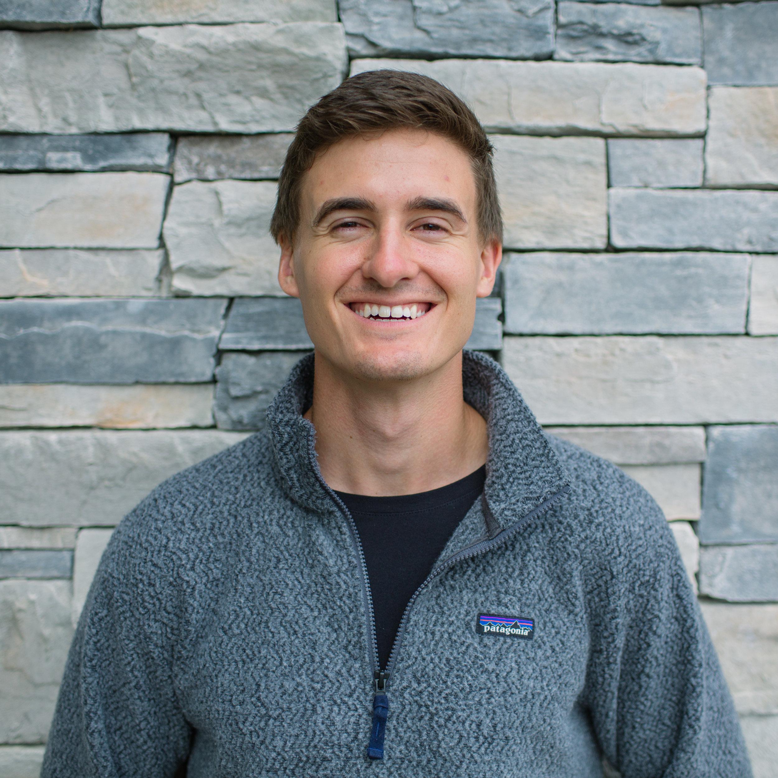 Scott Graham - Associate Pastor