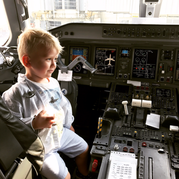 Hacks for traveling with kids and not losing your mind. -