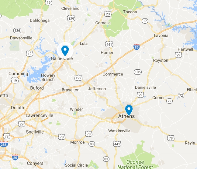 Map of NUF locations.png