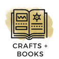 Crafts and Books Blog