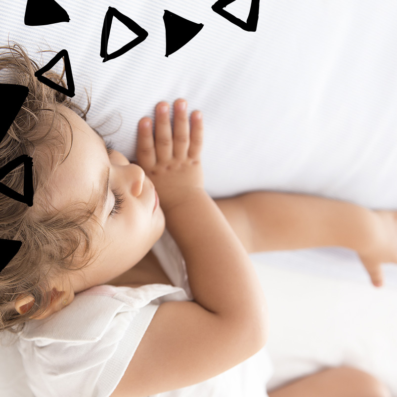 FREE GUIDE - 25 Infant Sleep Tips for your Baby
