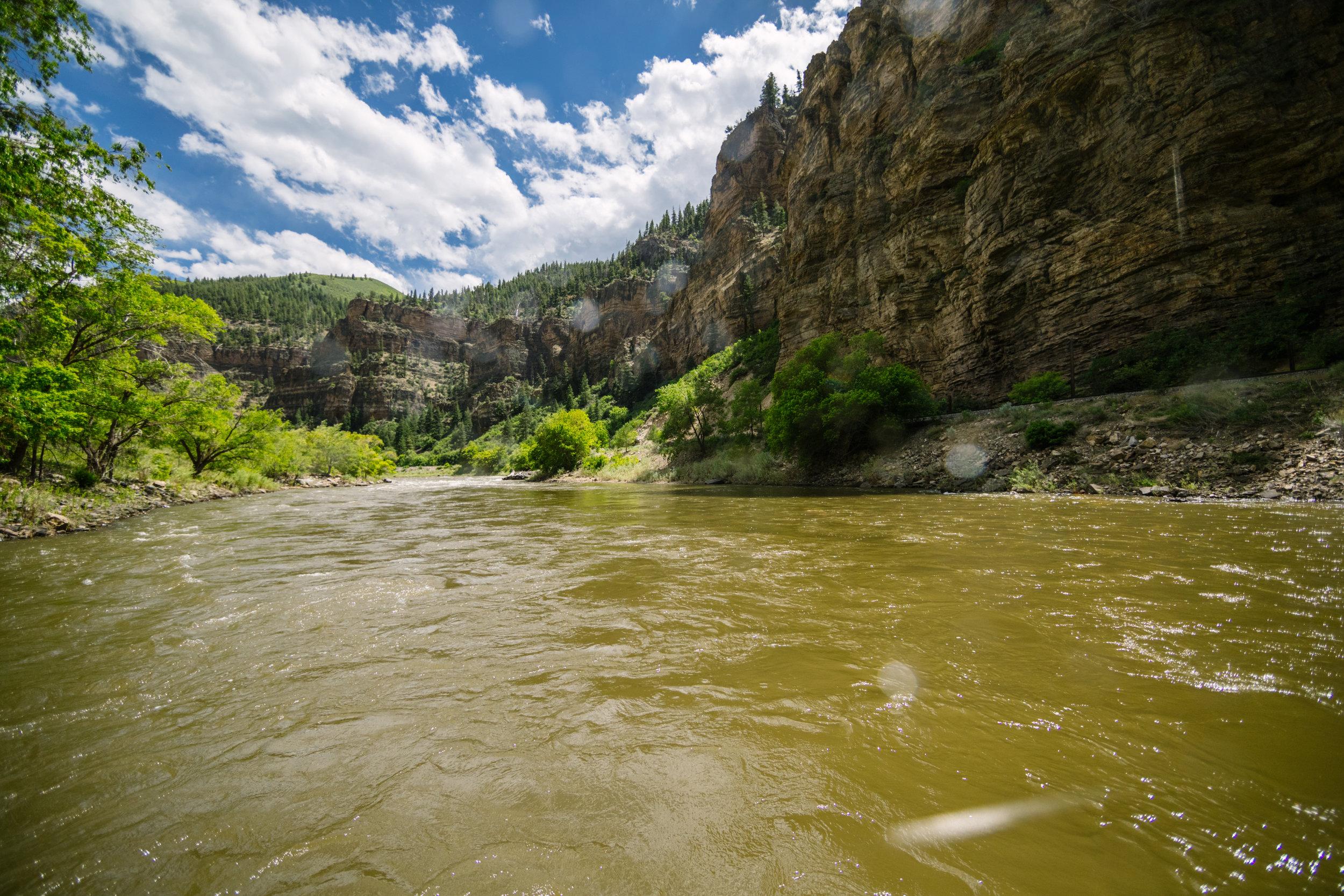 FULL DAY - colorado river Full day? Roaring Fork Full Day? You Choose!