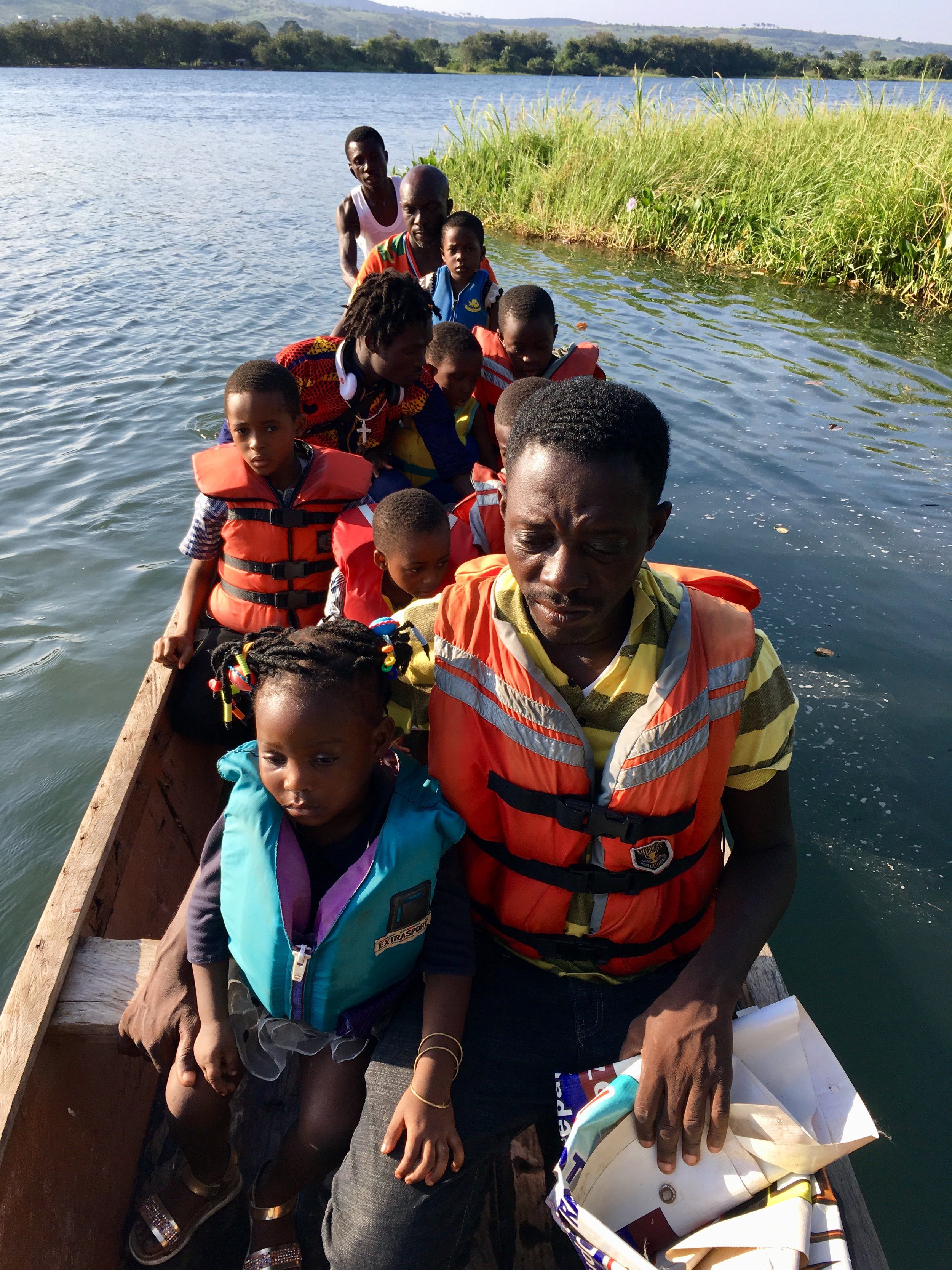 A day on the river in Ghana…    #raftlikealocal #thisiswhatwedo #defianceasalifestyle #raftdefiance
