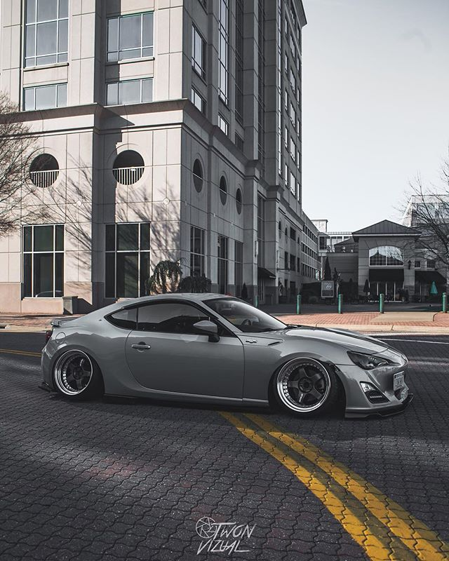 Wednesday vibes  __________  Owner: @alecbleeker  Wheels: @workwheelsusa  __________  #gt86 #brz #gt86lifestyle #toyota #frs #gt86society #subaru #gt86club #scion #jdm #gt86gang #toyotagt86 #subarubrz #ft86 #scionfrs #ft86daily #toyota86 #rawdriving #gt86nation #86 #frs86 #gt86life #rocketbunny #gt86dreamteam #86squad #gt86daily #86speed #trd #stance #gt86rocketbunny