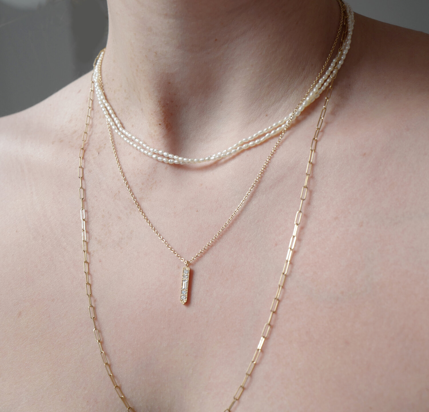 Small Link Chain Ashley Zhang Jewelry