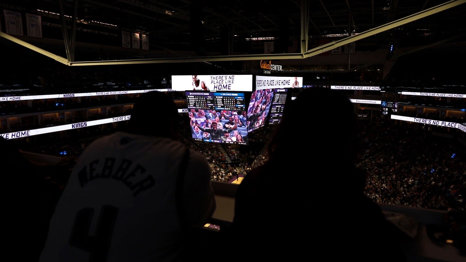 Live Events - We completed all of the sponsor-activation animations to go in the brand new Golden 1 Center for the Sacramento Kings NBA team. These animations play on every LED screen within the arena during the games. We also created separate animations for special events as well as custom content for the jumbotron screen.