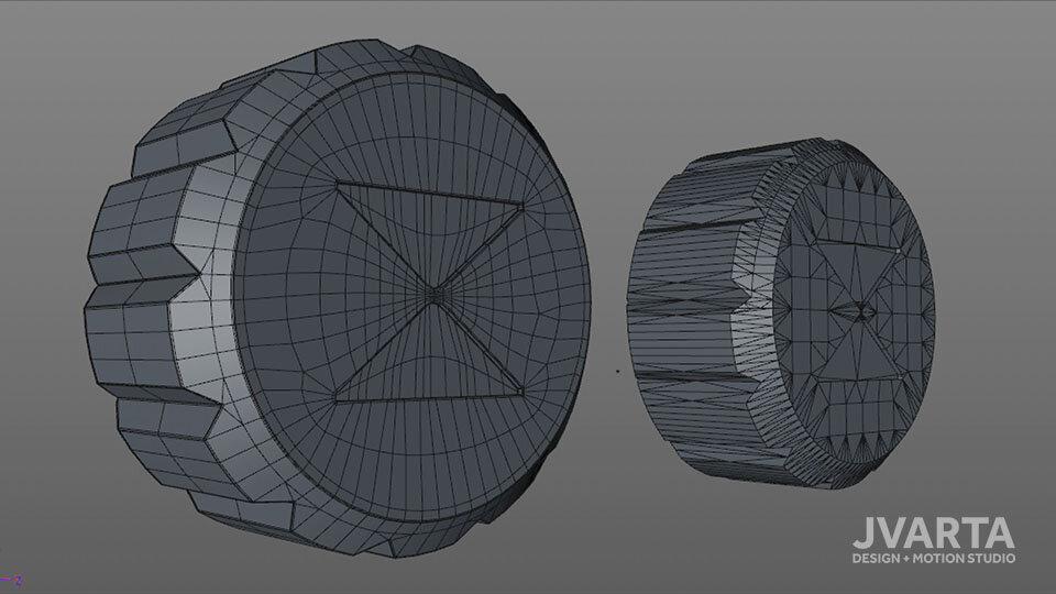 Re-built/Original CAD