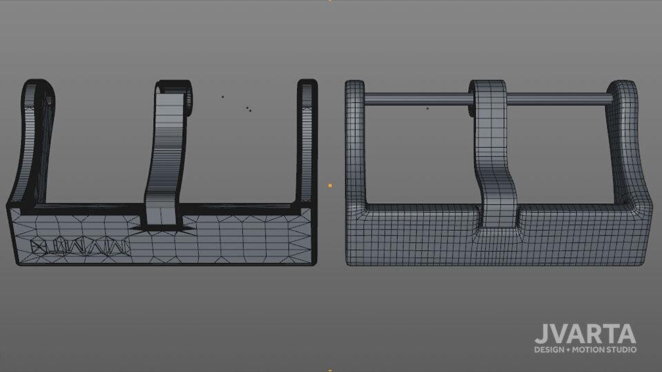 Original CAD/Re-built
