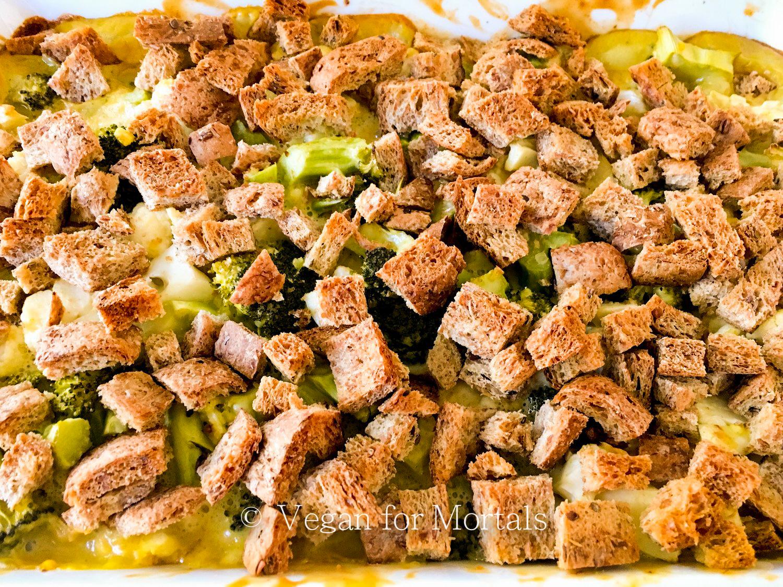 Broccoli & Cauliflower Divan
