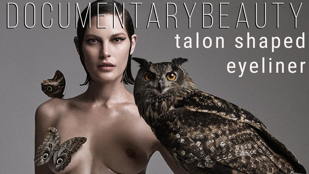 DOCUMENTARY BEAUTY Cat-McNeil-Talon-Shaped-Eyeliner-8.jpg