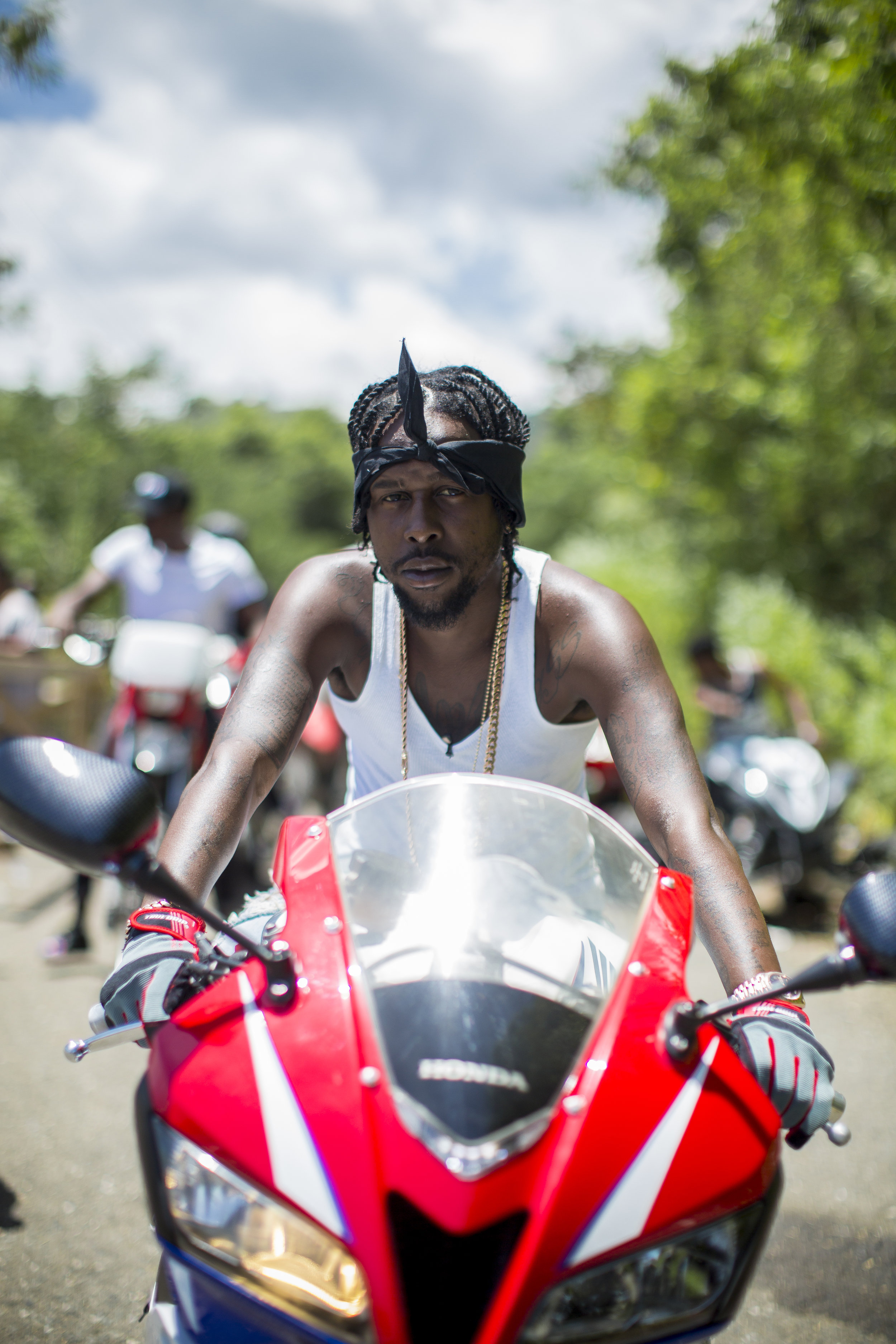 Popcaan for The Fader