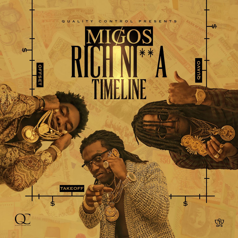 Migos // Rich Ni**a Timeline